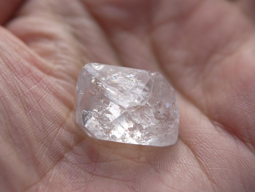 パキスタン産ダイアモンドクオーツ 5.54g