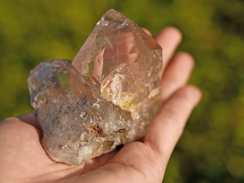 ヒマラヤ水晶クラスター パキスタン産 ck-005