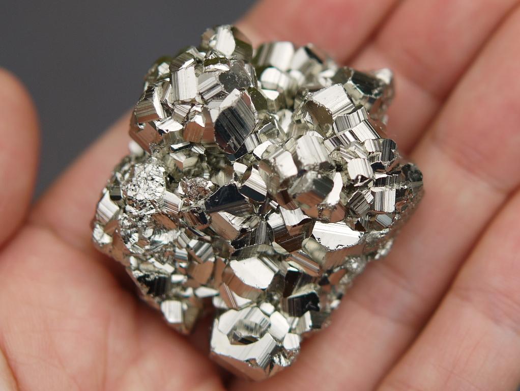 パイライト原石 ペルー産