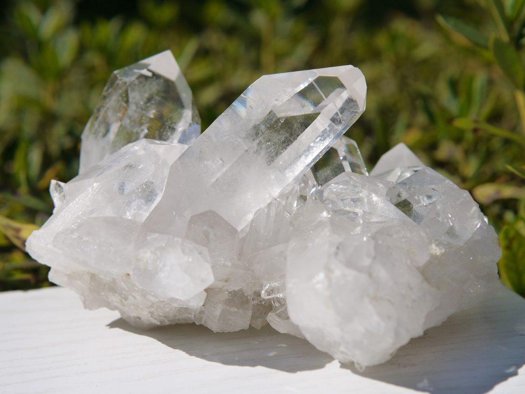 トマスゴンサガ産 水晶クラスター 694g