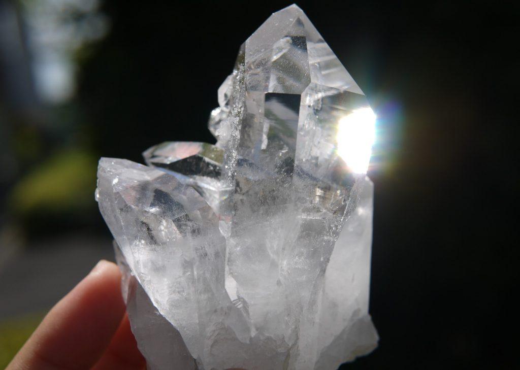 水晶クラスター アーカンソー州産 189g